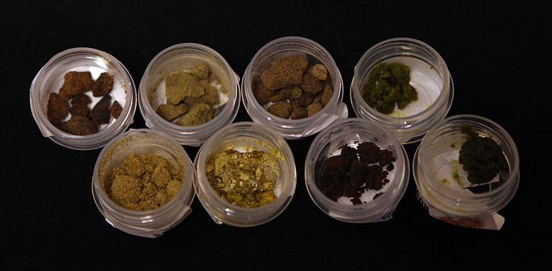 Marijuana Concentrates