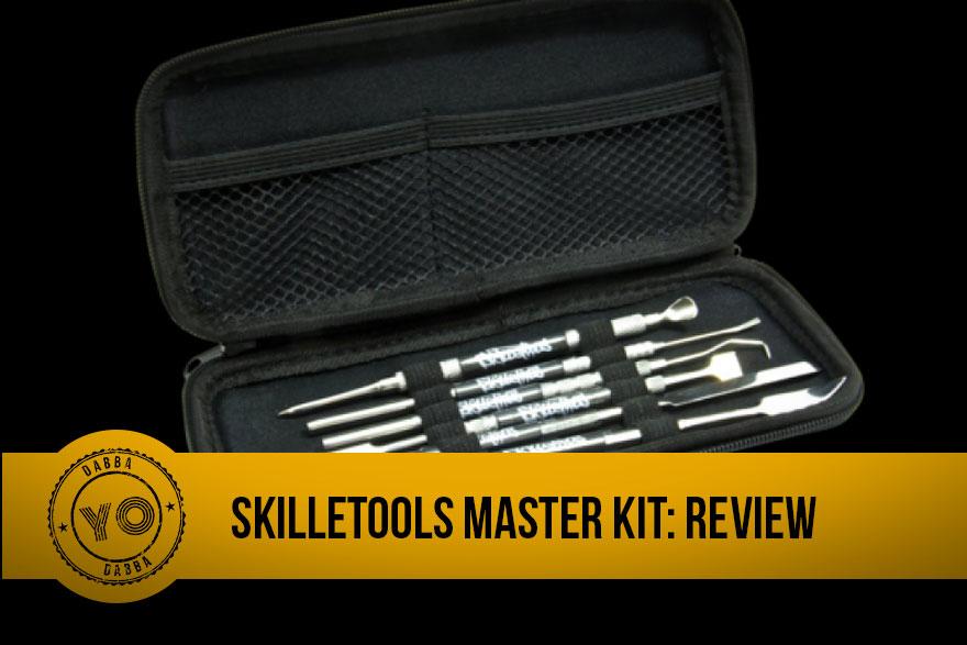 Skilletools Master Kit Set Pro Tools Glassy Sharpy Flexy Scoop Dogg